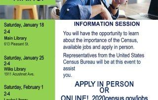 US Census Jobs