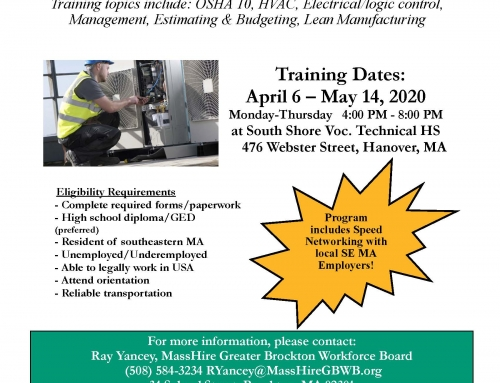Facilities Maintenance Training