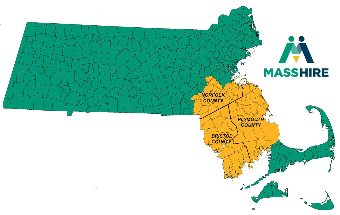MassHire Workforce Board Southeast MA Super Region