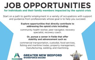 Job Opportunities through New Bedford Recovery Works