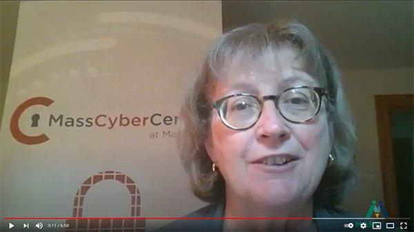 Stephanie Helm, Director of the Mass Cyber Center, Mass Tech Development Corporation