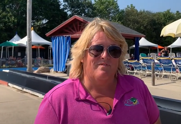 Jackie Pierce, The Operations Manager @ Water Wizz